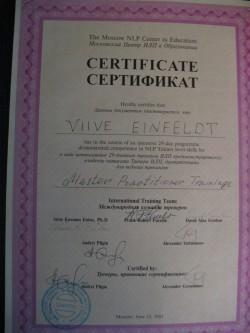 Viive sertifikaat